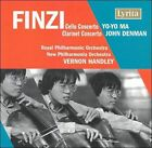Finzi: Cello Concerto; Clarinet Concerto (CD, Mar-2007, Lyrita)