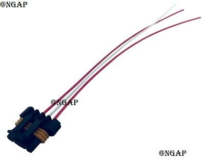 97-11 Corvette LS1 LS6 ALTERNATOR WIRING CONNECTOR plug pigtail Vette C5