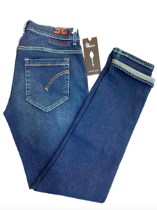 Don-Dup-Jeans-Uomo-Pantalone-UP232-DS0189-T14G-Mod-GEORGE-OCCASIONE-50