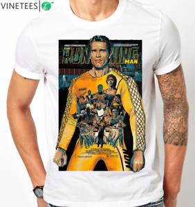 Arnold Schwarzenegger Running Man Movie T Shirt