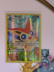 Victini-Holo-NM-Black-Star-Promo-XY117-Pokemon-English