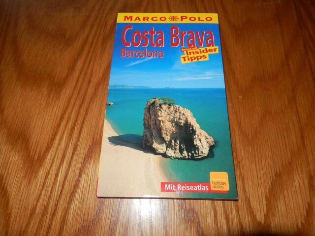 Costa Brava. Barcelona. Marco Polo Reiseführer von Horst H. Schulz  2003
