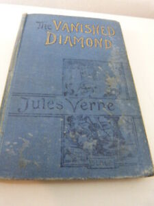 the vanished diamond , jules verne  (cboi4)