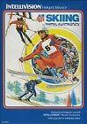 U.S. Ski Team Skiing (Intellivision, 1980)