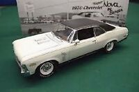Rare Gmp 1/18 1970 Super Nova By Berger Chevy - 1/1500