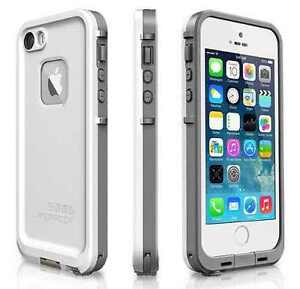 Funda-Tipo-Lifeproof-Para-Iphone-5-BLANCO-GRIS-ENVIO-GRATIS