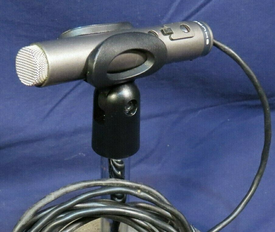 Shure Model 570S Rare Dynamic Omnidirectional Microphone Vintage 1970's