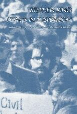 HEARTS IN SUSPENSION Stephen King NEW book In Hand Now! Univ of Maine ORDER HERE