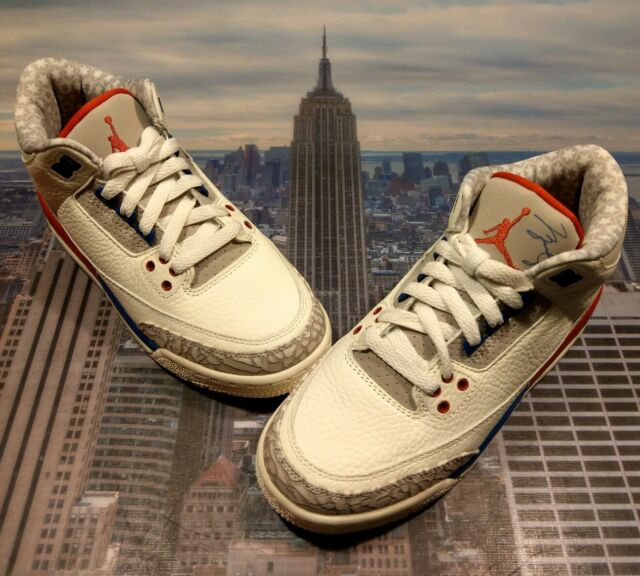 super popular c1b32 4b4bc Nike Air Jordan III 3 Retro International GS Grade School Size 3.5y 398614  140