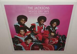 THE-JACKSONS-LIVE-IN-MEXICO-CITY-1975-2019-BRAND-NEW-SEALED-LTD-CLEAR-VINYL-LP