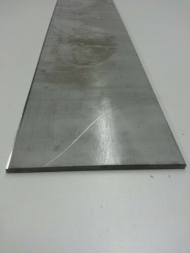 "1//8/"" x 2/"" 304 Stainless Steel Flat Bar x 48/"""
