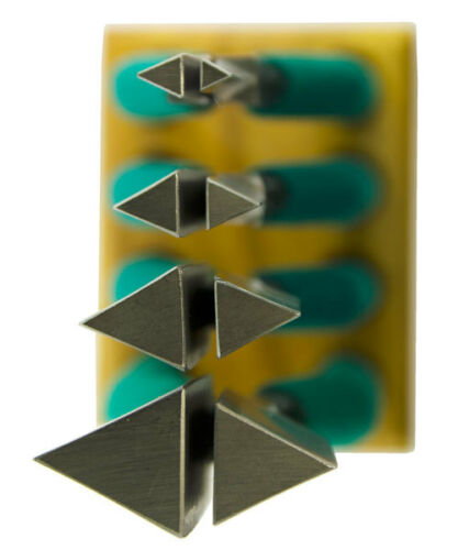 Designer Series Triangle Mandrel Wubber Pliers 5 Piece Set