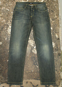 NEW-D-amp-G-Dolce-amp-Gabbana-Blue-039-Power-039-Fit-Washed-Jeans-GENUINE-RRP-180