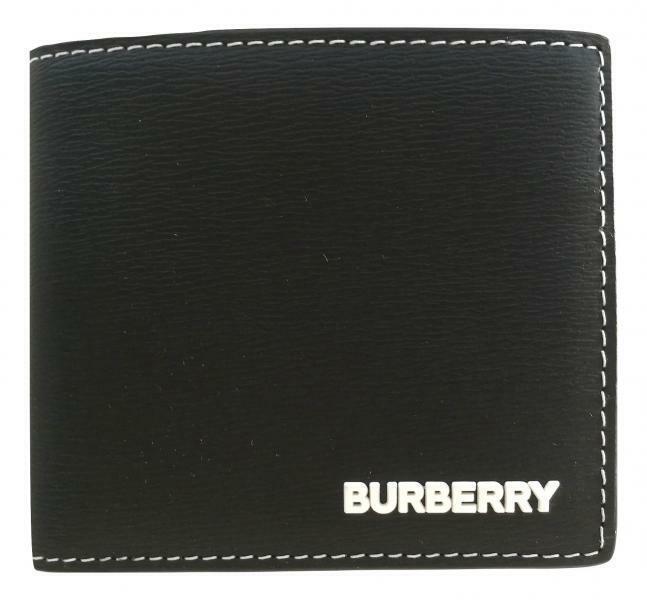 BURBERRY Herrenbuch Brieftasche mit Geldbörse schwarz 80324841 schwarz
