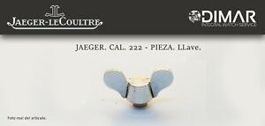 Jaeger-Lecoultre. CALIBRE.222. Pieza. Key