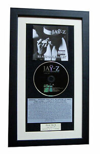 JAY-Z-Reasonable-Doubt-CLASSIC-CD-Album-TOP-QUALITY-FRAMED-EXPRESS-GLOBAL-SHIP