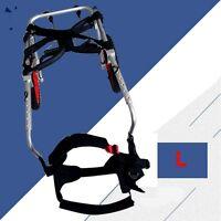 Fs945 Adjustable Walkin Wheel Cart Pet Hind Leg Wheelchair Fantastic Height S-xl
