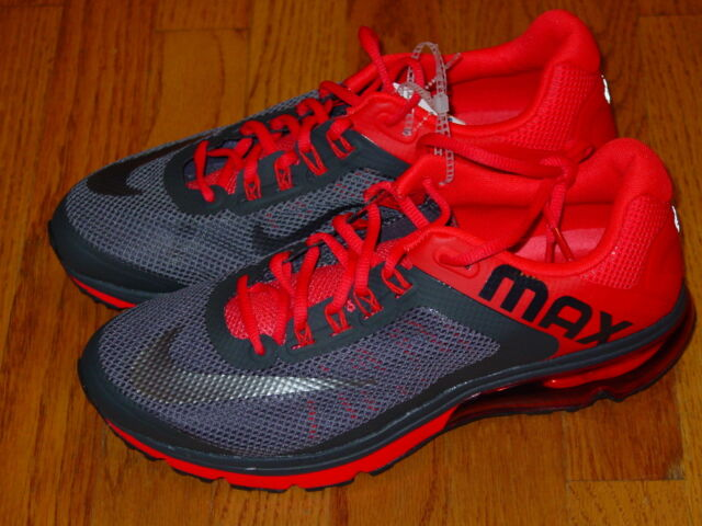100% authentic 4ff81 241fa New Mens 8 Nike Excellerate 2 Air Max Running Training Gym Shoes Fitsole 2  Red
