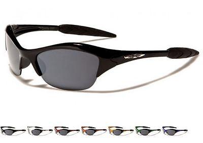 New Kids Boys Girls Unisex Children Sport XLOOP Wrap Rectangle Sunglasses KD20