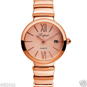 LVPAI-Luxury-Womens-Ladies-Stainless-Steel-Analog-Quartz-Bracelet-Wrist-Watches