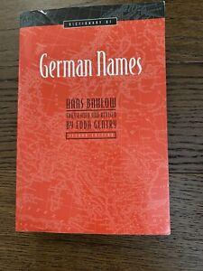 trading name deutsch