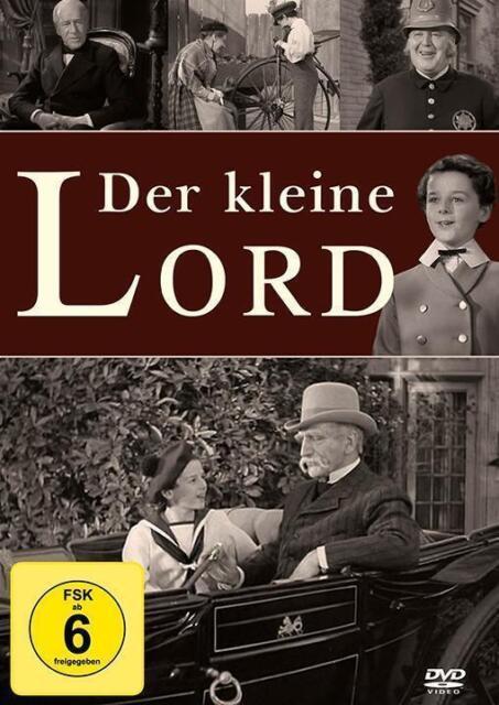 Der kleine Lord ( HQ Digital Restauriert ) von David O. S... | DVD | Zustand gut
