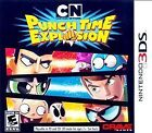 Cartoon Network: Punch Time Explosion (Nintendo 3DS, 2011)