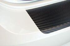 HYUNDAI i10 II-2013-Ladekantenschutz Carbon-Schutzfolie-Schwarz