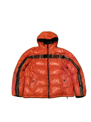 1980s COOGI Snowboard Ski Puffer Puffy Coat Jacket