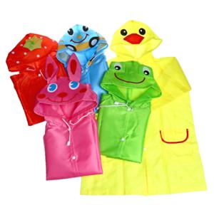 Funny-Waterproof-Raincoat-Baby-Children-Cartoon-Rain-Coat-Kids-Rainwear