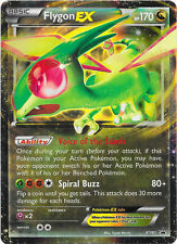 Pokemon Flygon-EX XY61 Pokemon Promos Promotional NM-Mint Fast Shipping!