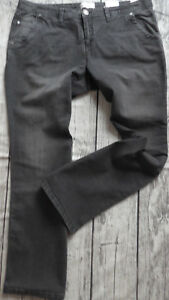 Sheego-Stretch-Jeans-Size-44-to-54-Black-Denim-Long-and-short-022-168-New