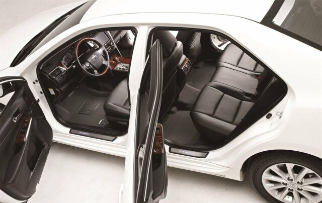 3D Maxpider Floor Mats for GMC Sierra 2500/3500 Crew Cab 2020 Black