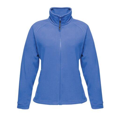 Regatta Women/'s Thor III Fleece Jacket Full Zip Up Casual Leisure Work Wear TOP