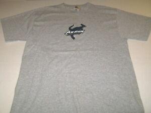 Mens University Of Akron Polo Shirt