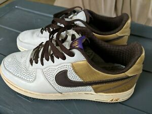 Details about Nike Air Force 1 Premium '07 (Cooper Men's Sneakers Shoes, 315087 121 Size 10.5