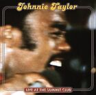 Live at the Summit Club by Johnnie Taylor (CD, Feb-2007, Concord)
