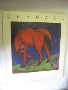 Marc-Chagall-Peintures-Sculptures-Temperas-Galerie-Enrico-Navarra-1989