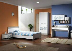 Dettagli su Cameretta bambini camera letto ragazzi MODI Design  moderno,accattivant