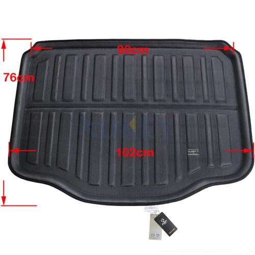 Rear Trunk Boot Liner Cargo Mat Floor Tray For Buick Encore Opel Mokka 2013-2018