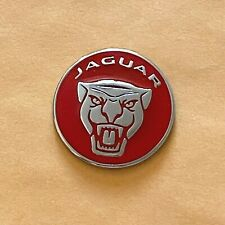Red Jaguar Car Shift Knob Emblem Sticker Decal For F Pace Xe Xj Xf