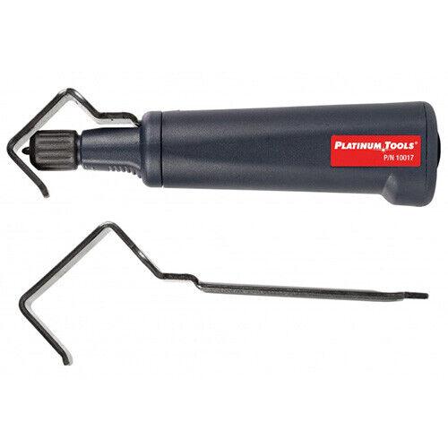Platinum Tools 10017C TOR Cable Jacket Stripper Slitter