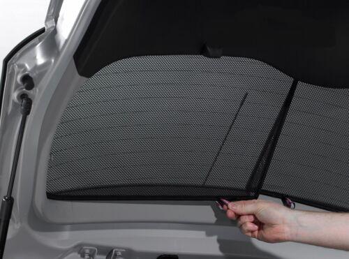 Sonnenschutz Blenden für Audi A4 Avant ab 4//2008-10//2015 Komplett-Set Auto B8