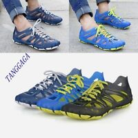 Summer Mens Casual Hollow Out Driving Lace Up Beach Close Toe Water Sandal Shoes