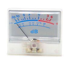 P 55 High Precision Vu Panel Meter Db Level For Hifi Power Amplifier Dac Pre Amp