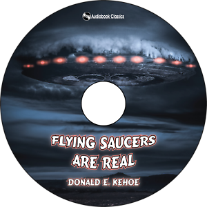 The Flying Saucers Are Real Mp3cd Audiobook In Paper Sleeve Ebay