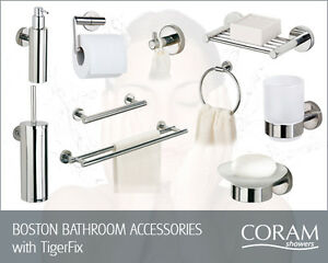 Ordinaire Image Is Loading Bathroom Accessories Soap Toothbrush Towel Toilet Brush  Holders