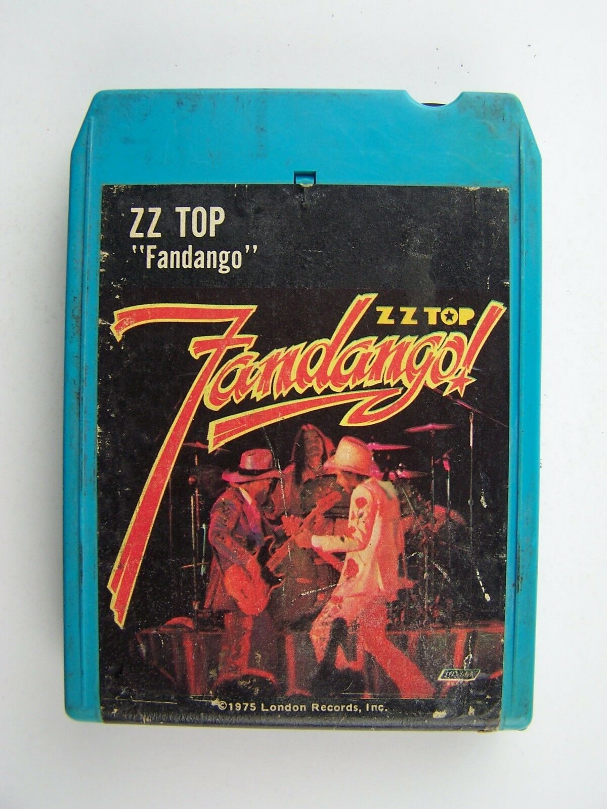 ZZ Top - Fandango! 8 Track Tape Cartridge PS8-656