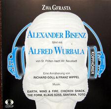 CD / ALEXANDER BISENZ / ZWA GFRASTA / AUSTRIA /