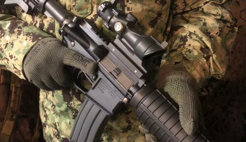 US Marines USMC US ts-40 shooting army basiques Gants OLIVE